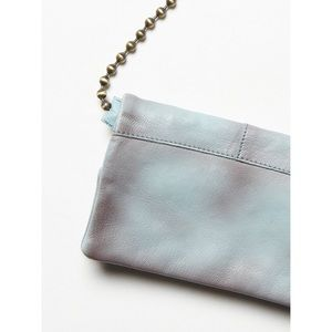 Free People Duet Crossbody Leather Bag